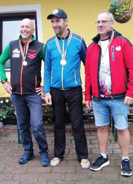 Kärntner-Vizelandesmeister beim Breg Steilhangturnier am 24.08.2019