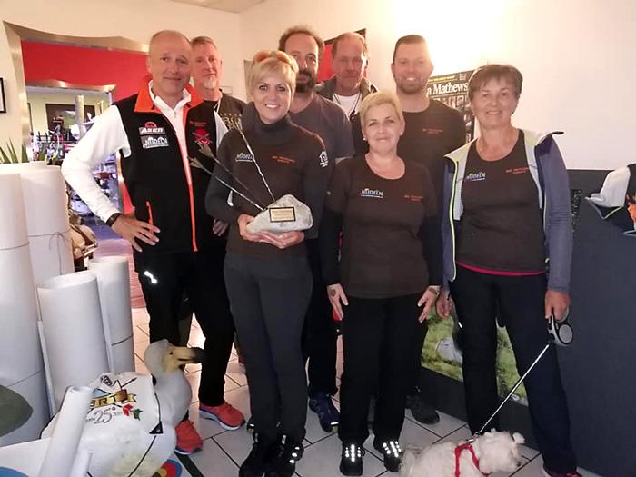 26.10.2019 Vereins-Vergleichskampf in Lienz bei Bogensport Moser